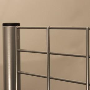 Zweiseiten Gitterständer 600x1660mm