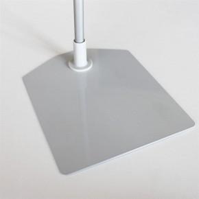 Plakatständer A4 grün Höhe flexibel 750-1500mm