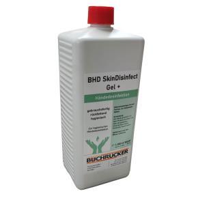 Hand Desinfektionsmittel Gel 1 Liter in Euroflasche
