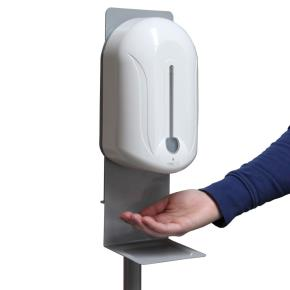 Hygienestation mit Sensor